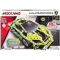 Meccano 6028405 - Lamborghini Huracan completa di telecomando