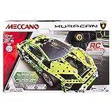 Meccano Lamborghini Huracan Vehicle erector set 371pieza(s) - juegos de construcción (Vehicle erector set, 10 año(s), 371 pieza(s), Negro, Gris, Plata, 450,1 mm, 59,9 mm)