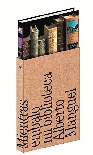 Mientras embalo mi biblioteca: Una elegía y diez digresiones (Alianza Literaria (Al))