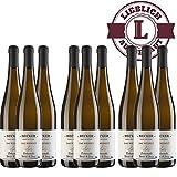 Weißwein Weingut Marco Becker Rheinhessen Scheurebe 2015 lieblich (9 x 0,75 l)