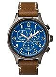 Timex Herren Chronograph Quartz Uhr Expedition Scout