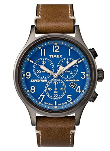 Timex Herren Chronograph Quartz Uhr Expedition Scout