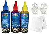 GoColor Refill Ink Kit for HP Cartridge ...