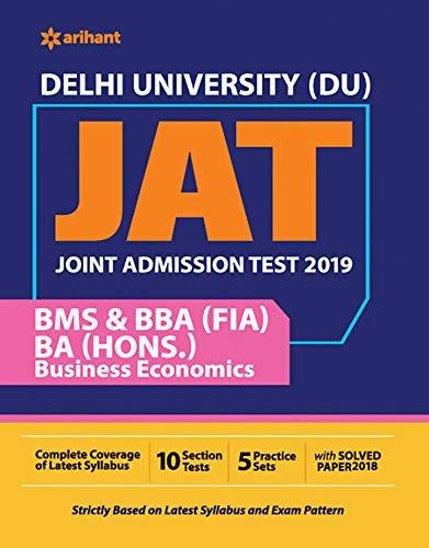 Delhi University  BMS Guide 2019