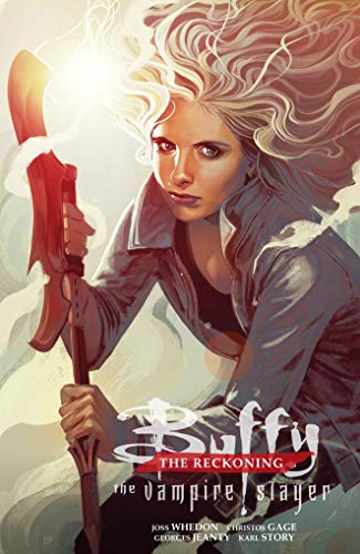 Buffy the Vampire Slayer Season 12: The Reckoning (Buffy Vampire Slayer Halloween)