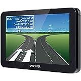 Truckmate 5019896810025 S8100 Satellitennavigationssystem für LKW (17,8 cm (7-Zoll) Display, Europakarten, integriertes Freeview-TV)