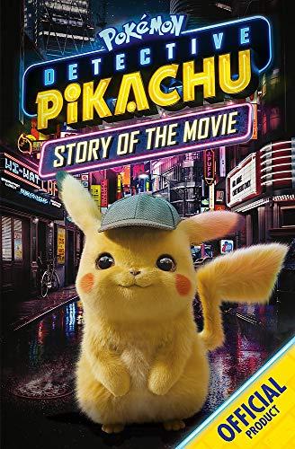 Detective Pikachu Story of the Movie: Official Pokémon