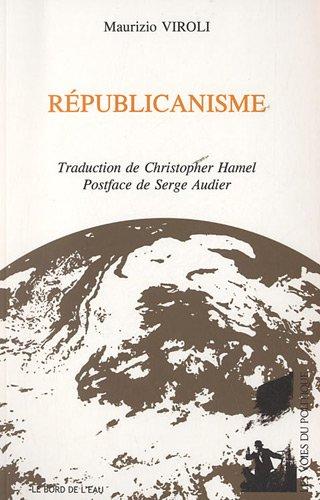Républicanisme