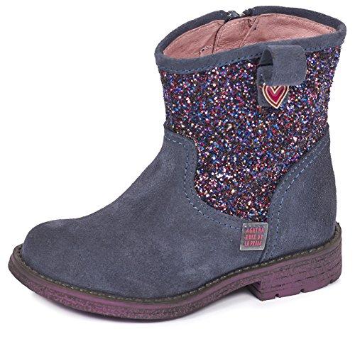 agatha-ruiz-de-la-prada-girls-picos-boots-bleu-a-vaquero-8-child-uk