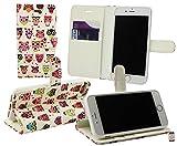 Emartbuy® Apple iPhone 7 Plus Premium PU Leather Desktop Stand Wallet Case Co...