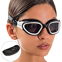 AqtivAqua Wide View Swimming Goggles || Swim Workouts ~ Open Water || Indoor/Outdoor Line