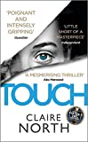 Front cover for the book Touch by Claire North