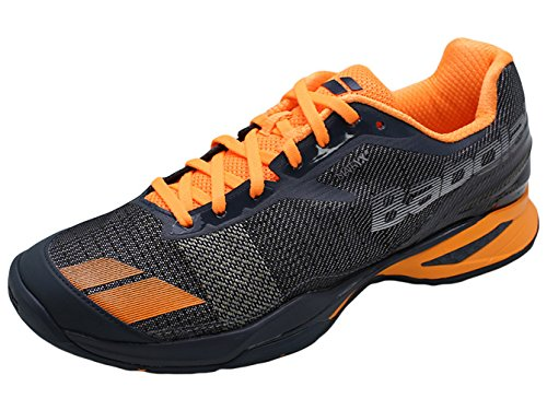 Babolat Homme ? S Jet All Court Chaussures de tennis gris/orange