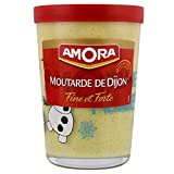 Amora senape tv vetro 195g - ( Prezzo unitario ) - Amora moutarde forte verre tv 195g