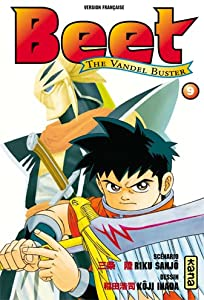 Beet the Vandel Buster Edition simple Tome 9