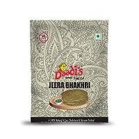 Daadi's Jeera Bhakhri (Pack of 3) - 36 GMS