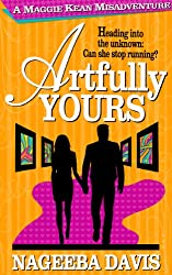 Artfully Yours (Maggie Kean Misadventures Book 3) (English Edition)