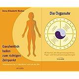 Ganzheitlich heilen zum richtigen Zeitpunkt-Set: Vitalisierung der 12 Meridiane rund um die Uhr. Buch mit 48 Karten