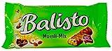 Balisto Schoko-Müsli-Mix Riegel Ein süßer Genuss für große und kleine Schokoladenliebhaber. Snacks mit Schokolade für Zwischendurch.