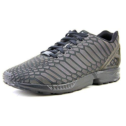 best sneakers 23575 ec2f4 Adidas 0889132726992 Mens Zx Flux Xeno Black Iridescent ...
