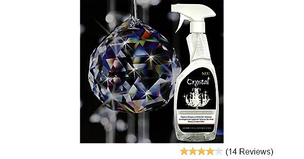 Kronleuchter Reiniger Spray ~ Crystal spezial reiniger 750ml für kronleuchter lüster wandlampen