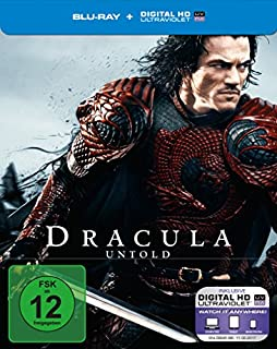 Dracula Untold - Steelbook [Blu-ray] [Limited Edition]