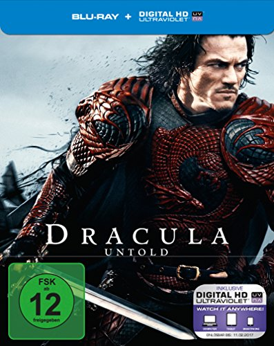 Dracula Untold - Steelbook [Blu-ray] [Limited Edition]