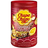 Chupa Chups Cola, 100 Lollipops, 1200g