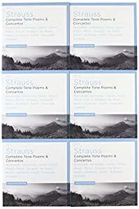 Richard Strauss - The Complete Tone Poems & Concertos (Decca Collectors Edition)
