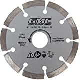 GMC GTS1500 Lame de scie diamant 9 dents