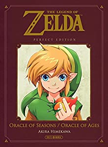 The Legend of Zelda - Oracle of Seasons & Ages Perfect Edition One-shot