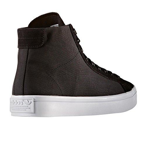 adidas Courtvantage Mid, Baskets Hautes Femme Noir