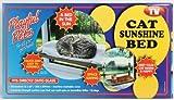 Lettino per Gatti con Fissaggi Robusto a Ventosa Ideali per Finestre al Sole by Playful Pets