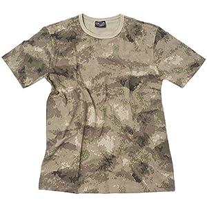 Mil-Tec Hommes T-shirt MIL-TACS AU