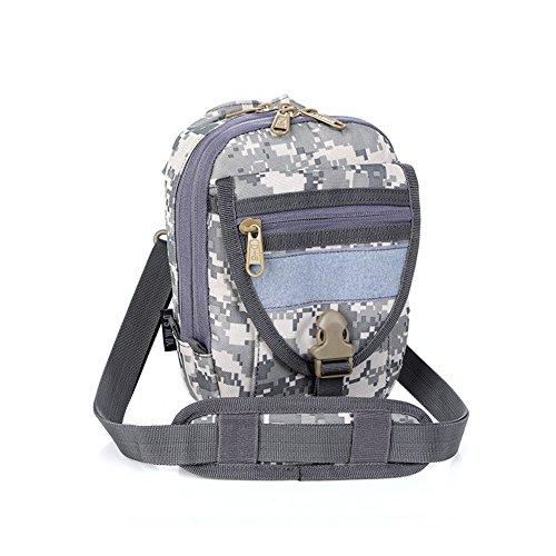 Outdoor Outdoor-kleine s-Bag/ vielseitige Umhängetasche/ Liebhaber tragen eine kleine Tasche A