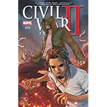 Civil War II Extra nº4