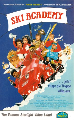 Ski Academy [VHS]