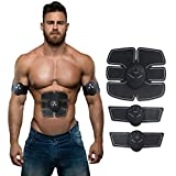 Abdominal Muscle Toning Exercise Belt,EMS Abdominal /Arm/Leg/ Trainer Fitness Equipment For Home Office