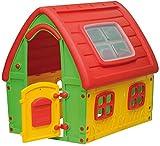 AVANTI TRENDSTORE - kunterbuntes Kinderspielhaus in Kunststoff