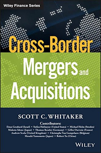 Cross-Border Mergers and Acquisitions (Wiley Finance Editions)