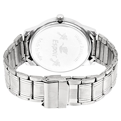 Espoir-Exclusive-Day-Date-Display-Analog-White-Dial-Stainless-Steel-Mens-Watch-WDD0507