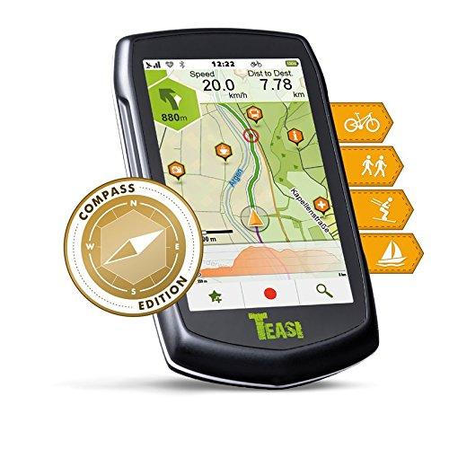 Teasi One 3 Extend GPS, Unisex Adulto, Negro, M