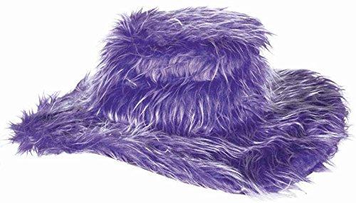 Amscan Chapeau Fluffy Assortis