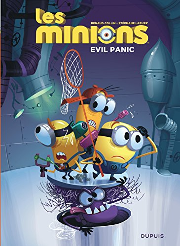 Les Minions - tome 2 - Les minions tome 2 (Indispensable 2017)