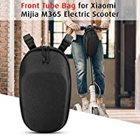 Blusea Scooter Front Tube Bag, Electric Scooter bag Large Capacity Front Pouch Tools Cellphone Storage Bag for Xiaomi Mi M365 e-scooter
