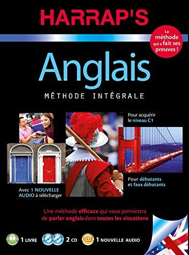 Harrap's Mthode Intgrale anglais 2CD+livre