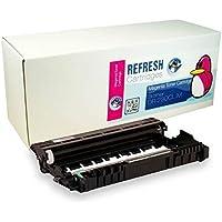 Refresh Cartridges Rigenerate Unità Tamburo pezzo di ricambio per Brother DR230CL-M (Magenta unità tamburo)