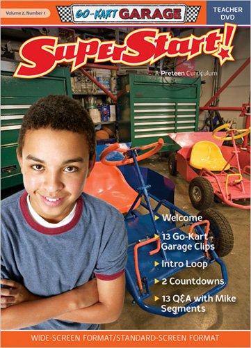 Preisvergleich Produktbild Go-kart Garage,  Number 1 Teacher Dvd