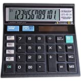 Cltllzen CT-512 Basic Black Calculator (12 Digit)