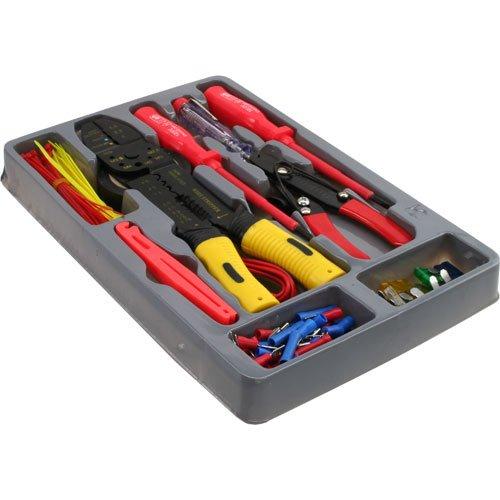 InLine 43054D Auto und Home Kabelzange Set (115-teilig)